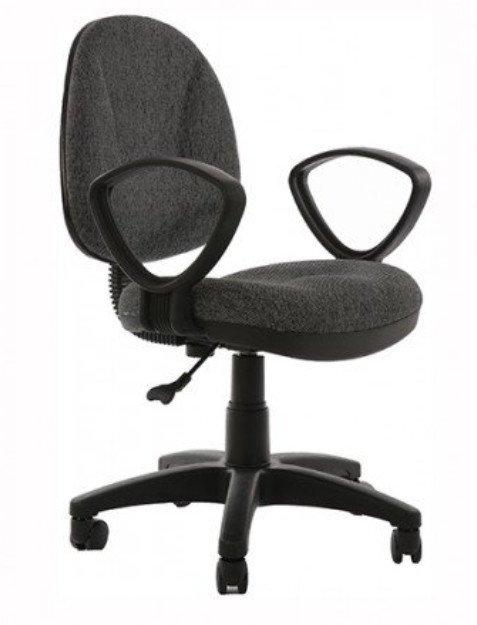 Ghế nhân viên màu muối tiêu  KG-028M