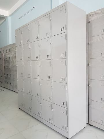 TỦ LOCKER 25C5K