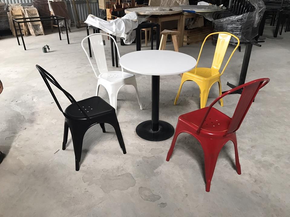 Ghế tolix nhiều màu KG – 01