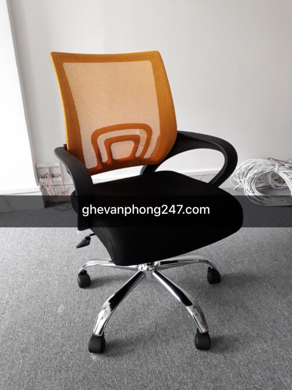 Ghế lưới cam KG-517