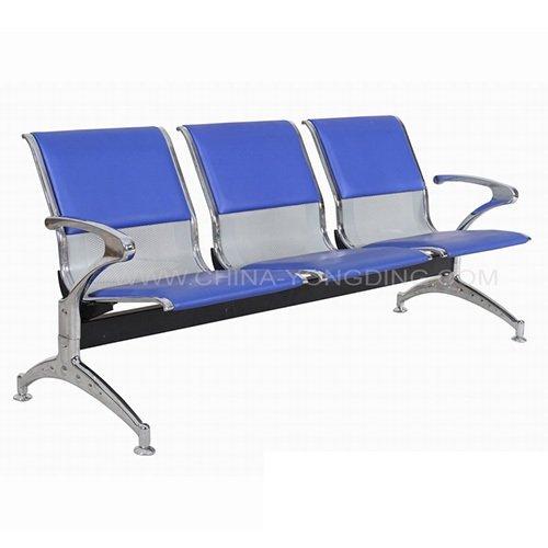 Ghế băng chờ 3 ghế lót nệm – Mã: KG-03N