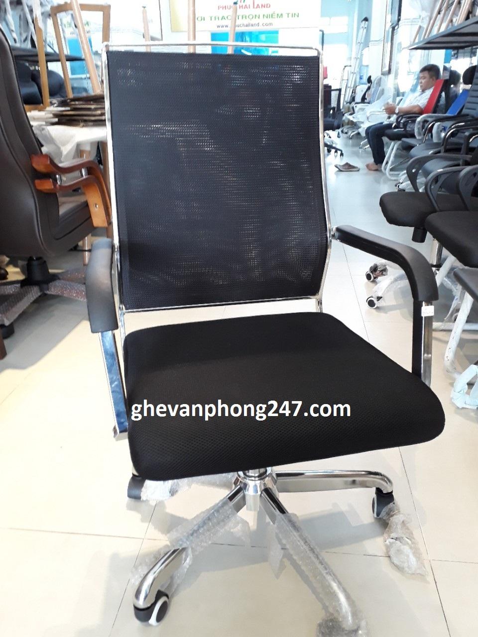 Ghế lưới lưng trung KG-036B