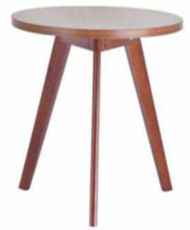 Bàn cafe 3 chân gỗ KG-0001