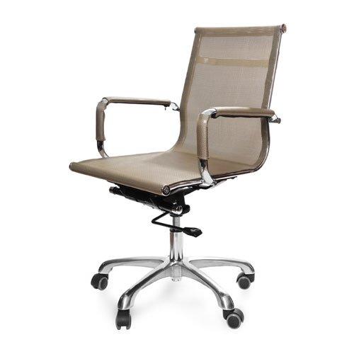 Ghế lưới văn phòng nhập khẩu màu đồng KG – 16B