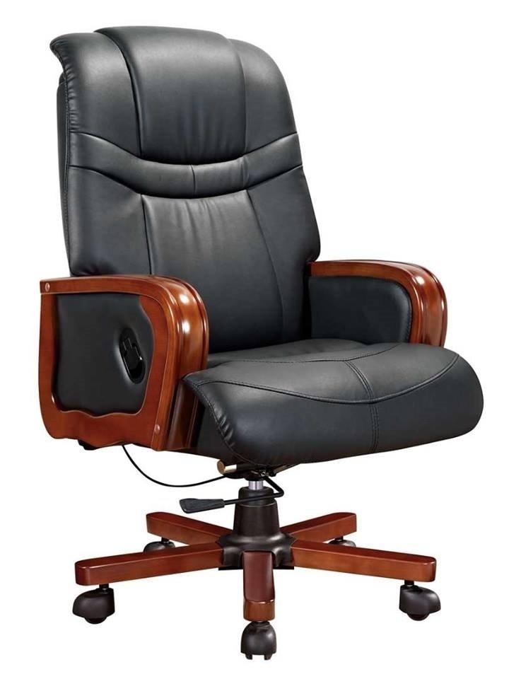 Mẫu ghế gỗ giám đốc nhập khẩu hiện đại nhất năm 2018