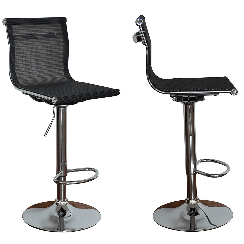 Ghế bar chân trụ – Mã: 422