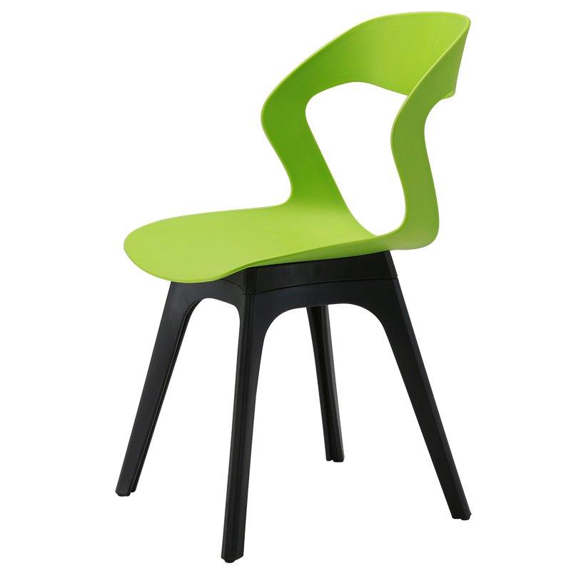 Ghế ăn, ghế cafe nhựa kiểu cách – Mã: G511