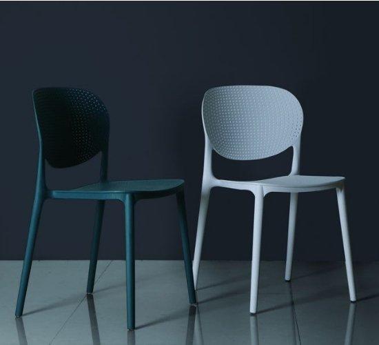 Ghế cafe ghế ăn nhựa – Mã: G566