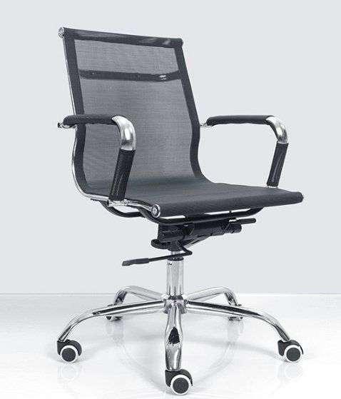 Ghế lưới văn phòng lưng trung – Mã : 155B