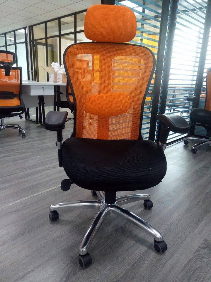 Ghế lưới giám đốc ngả lưng – Mã : 9348L