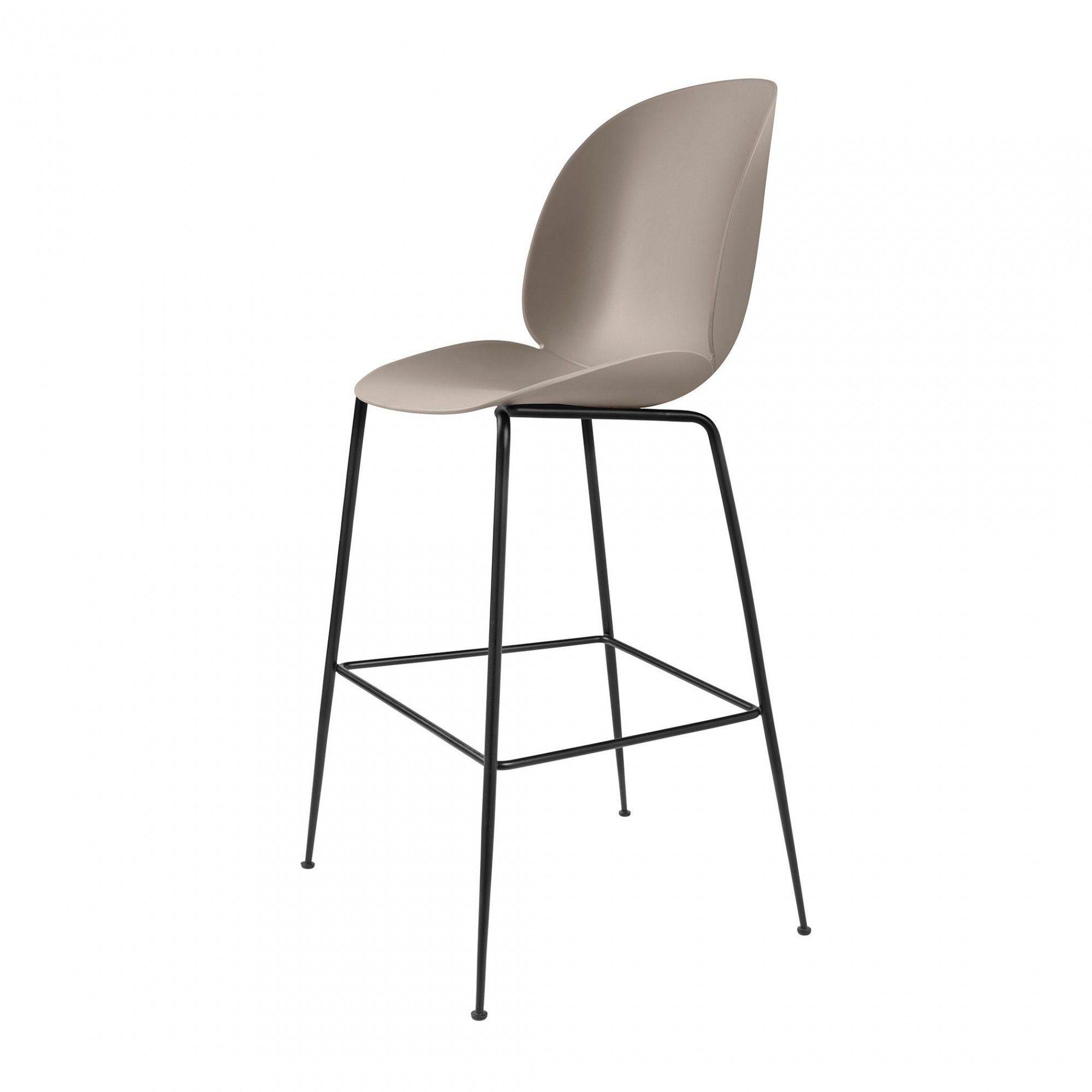 Ghế quầy bar 4 chân sắt hiện đại – 2109