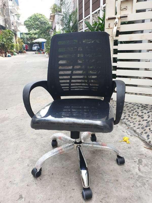 Ghế lưới văn phòng giá rẻ – Mã : 529B