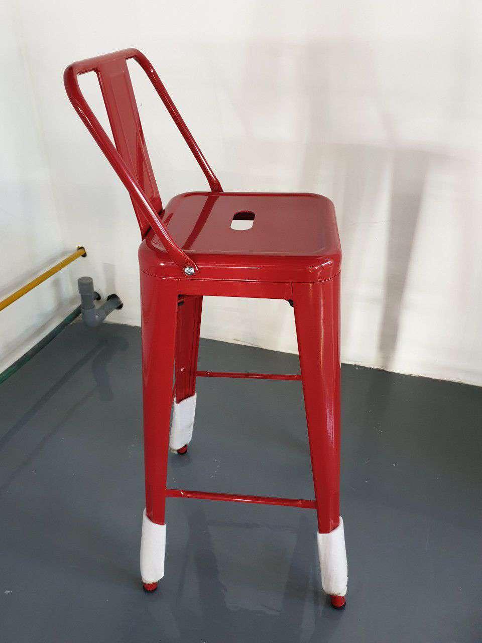 Ghế bar Tolix H Stool sơn tĩnh điện – H750