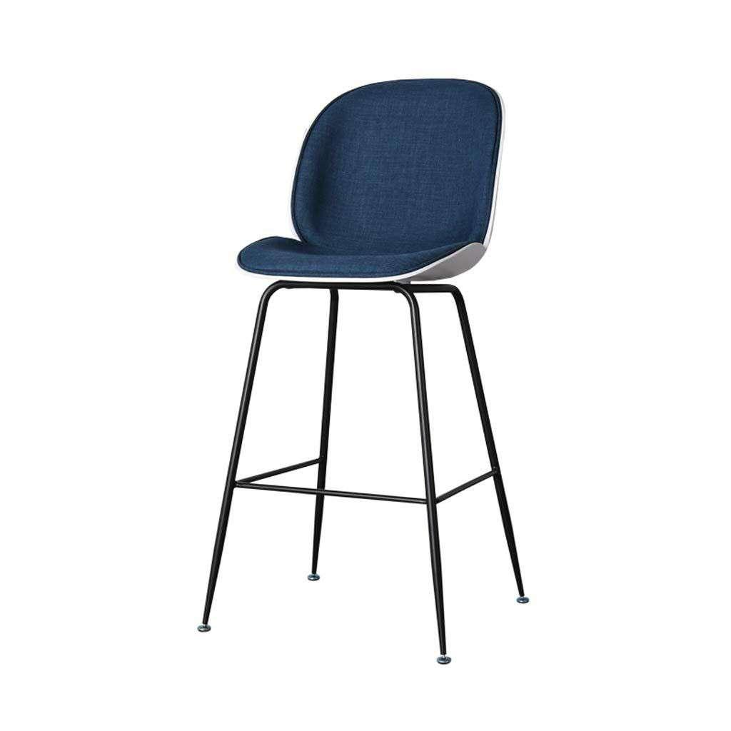 Ghế bar chân sắt hiện đại – Mã : B1923