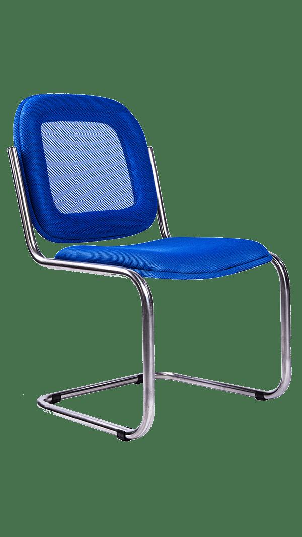 Ghế lưới phòng họp chân inox 071C