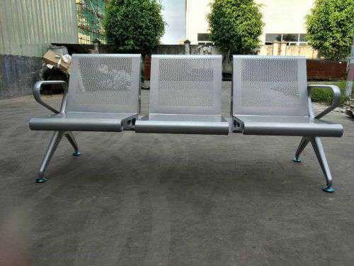 Ghế phòng chờ 3 chỗ nhập khẩu giá rẻ – Mã : PC33S