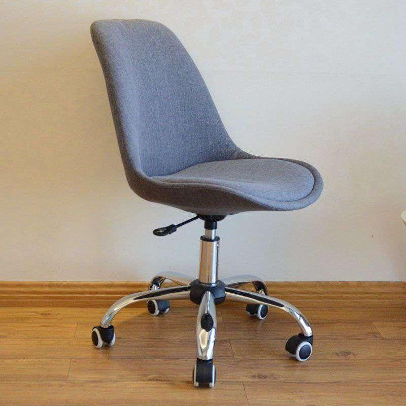 Ghế xoay lưng bọc vải giá rẻ – Mã : V1039