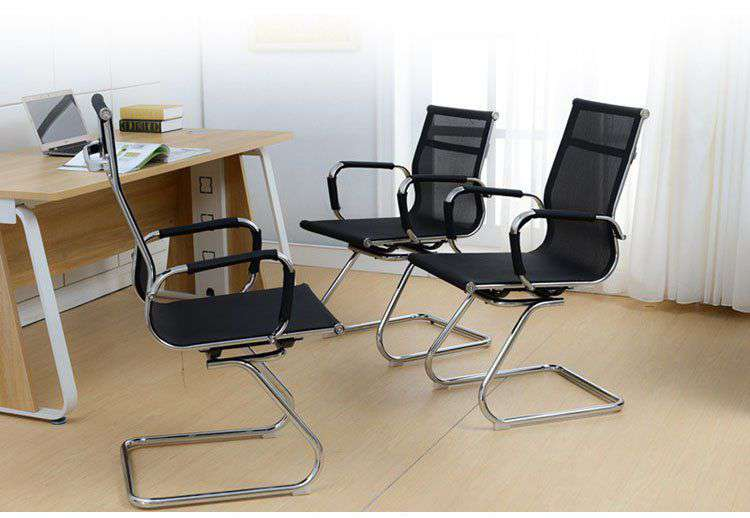 Ghế chân quỳ vì sao lại được sử dụng phổ biến trong phòng họp ?