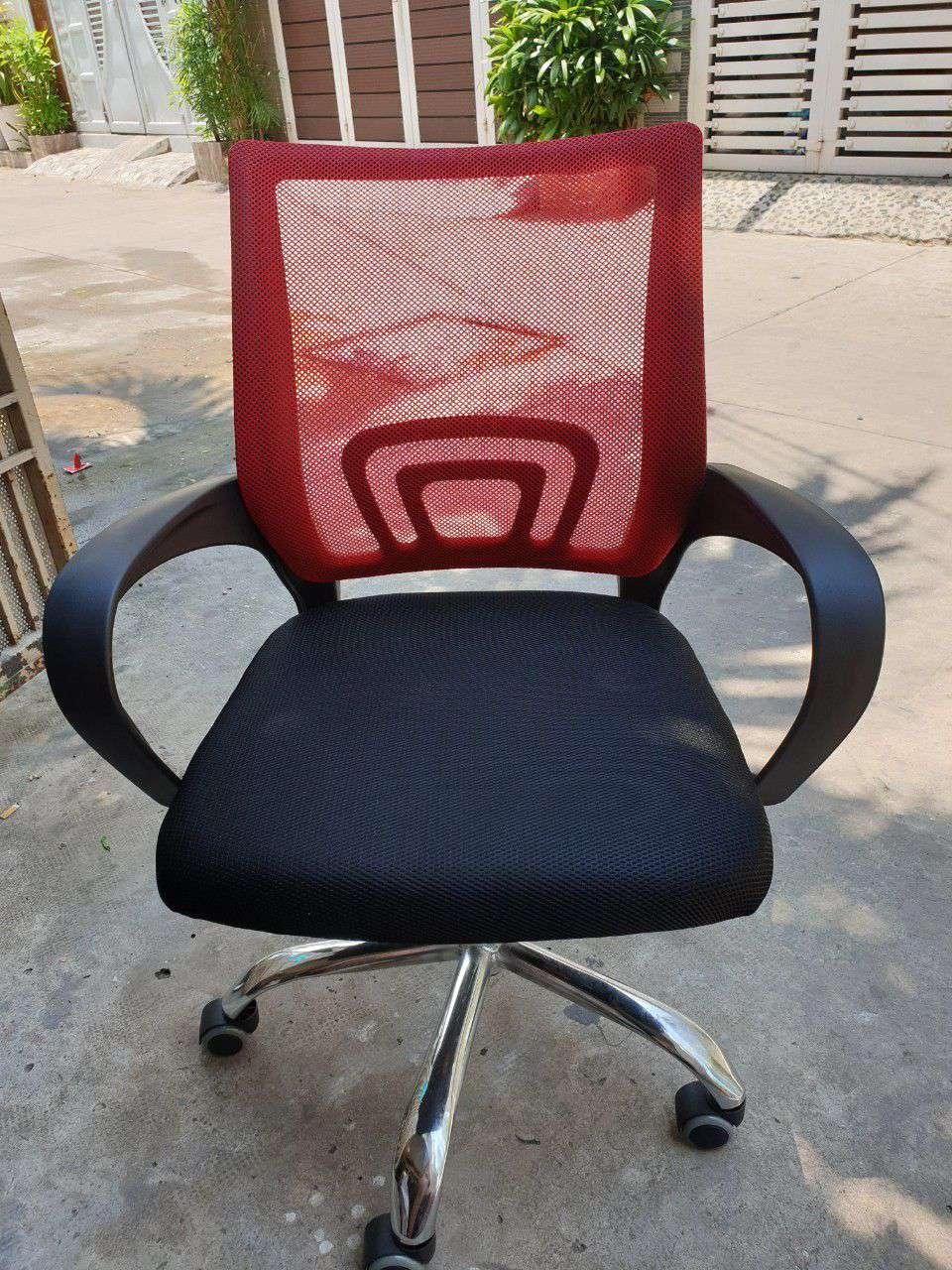 Ghế lưới văn phòng KG – 528 Đỏ