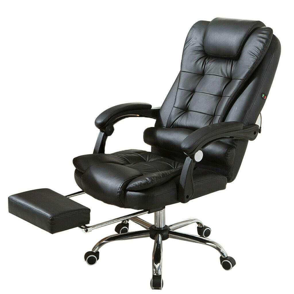 Ghế văn phòng ngả lưng có gác chân : KG – 219A