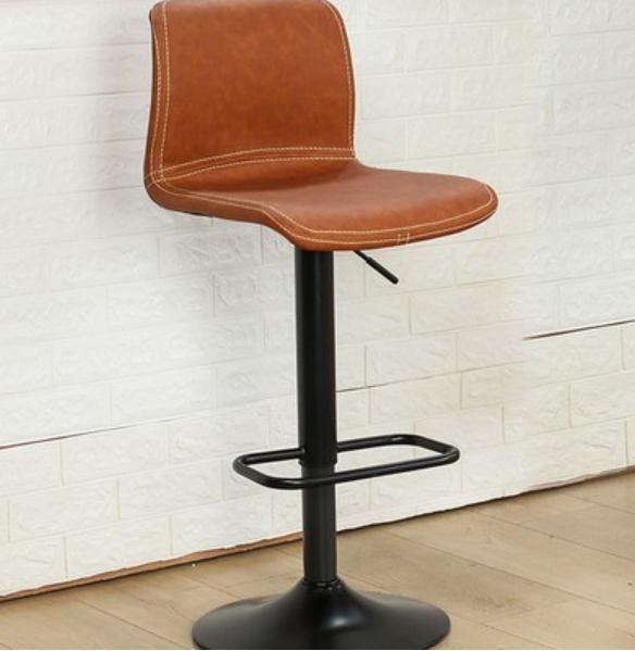 Ghế quầy bar lưng cao phòng cách mới : KG – B450
