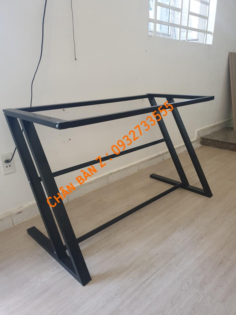 Bán khung bàn chân sắt Z : KBZ-120