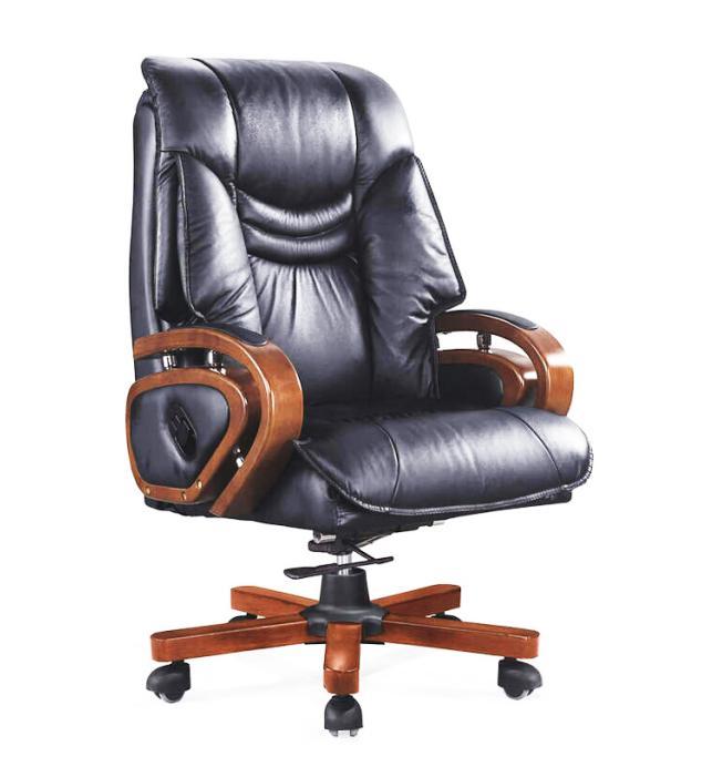 Ghế giám đốc da : KG – Q517
