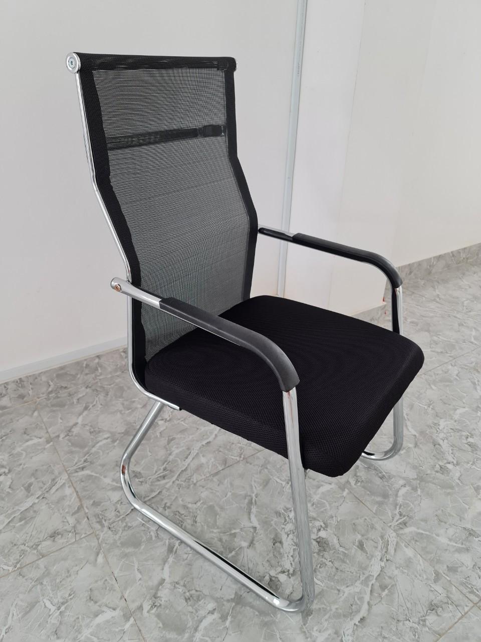 Ghế lưới chân quỳ lưng cao giá rẻ : KG – 717