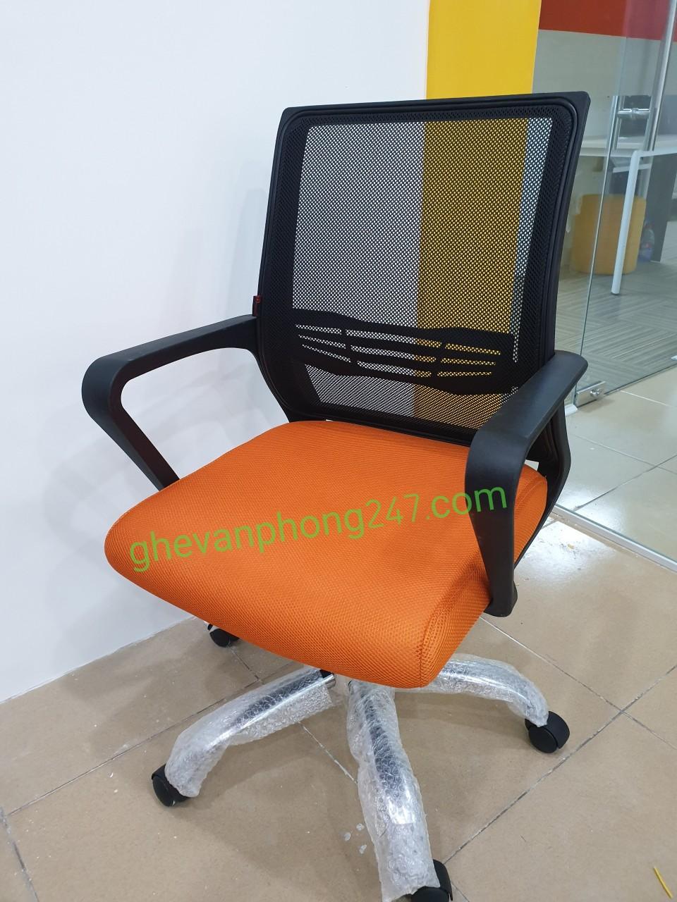 Ghế lưới văn phòng khang gia – màu theo yêu cầu : KG – 119A