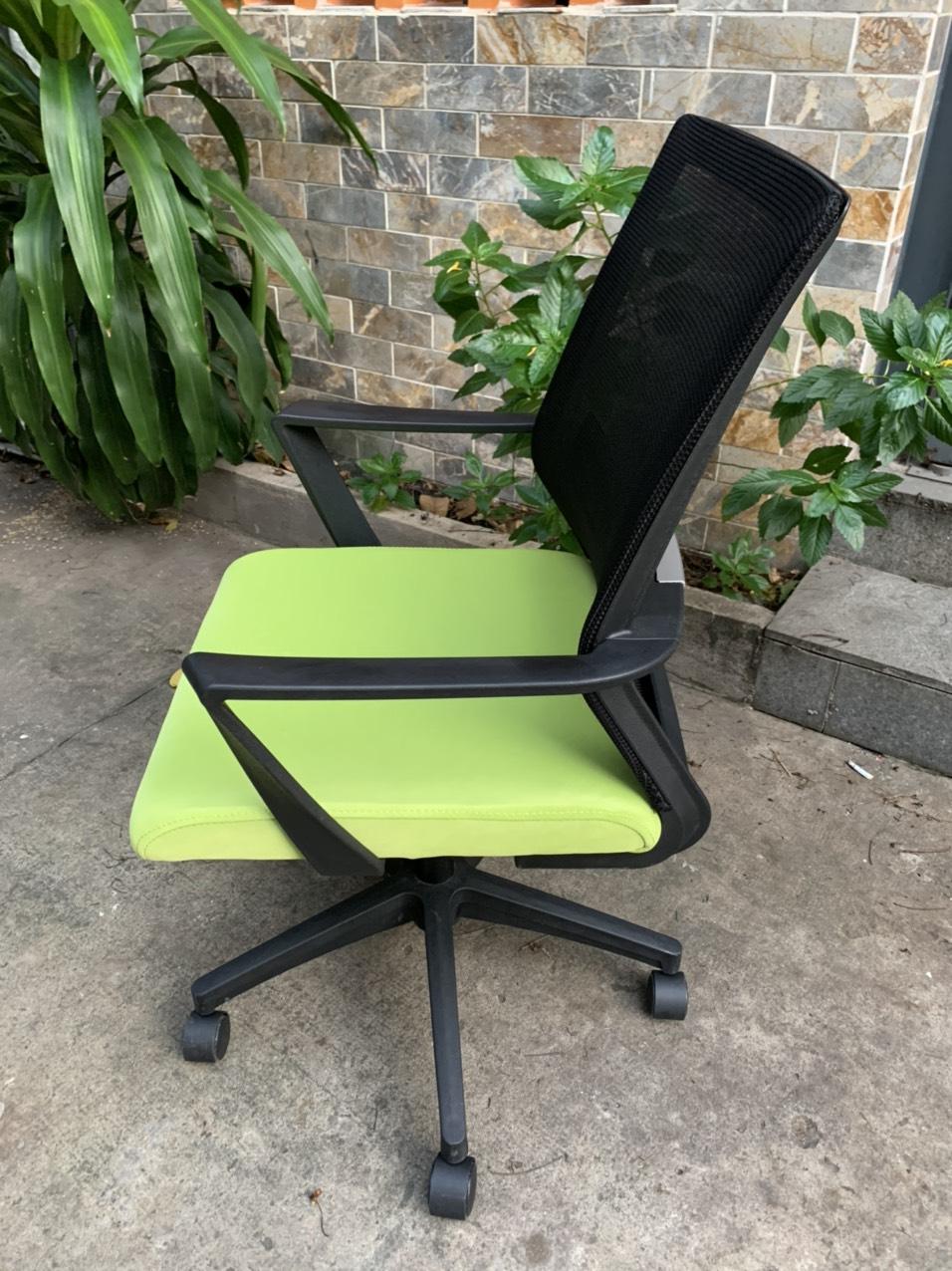 Ghế xoay lưng lưới cho nhân viên văn phòng giá rẻ : KG – A411