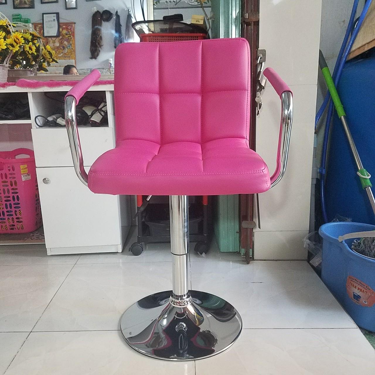 Ghế xoay ngồi quầy – trang điểm : KG – D88B
