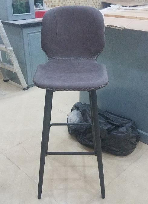 Ghế bar chân sắt sơn tĩnh điện : KG – 828