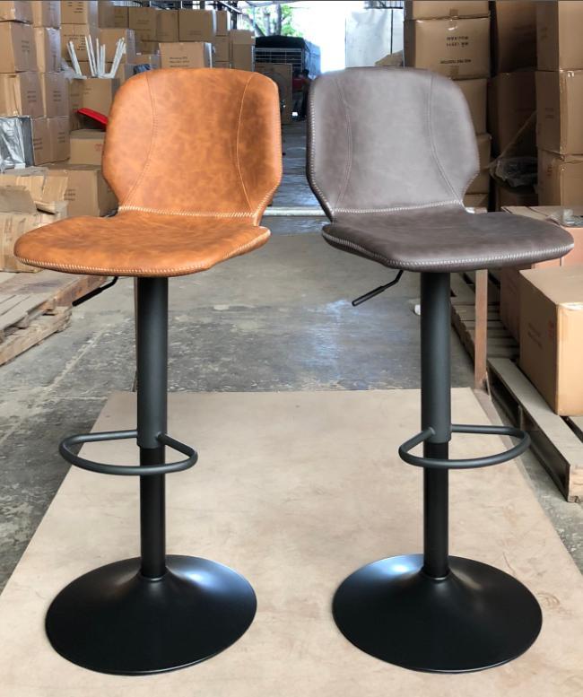 Ghế bar chân sắt sơn tĩnh điện : KG – 828M