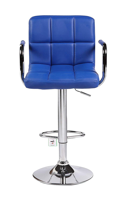Ghế bar nệm đẹp có gác tay màu theo yêu cầu : KG – D88