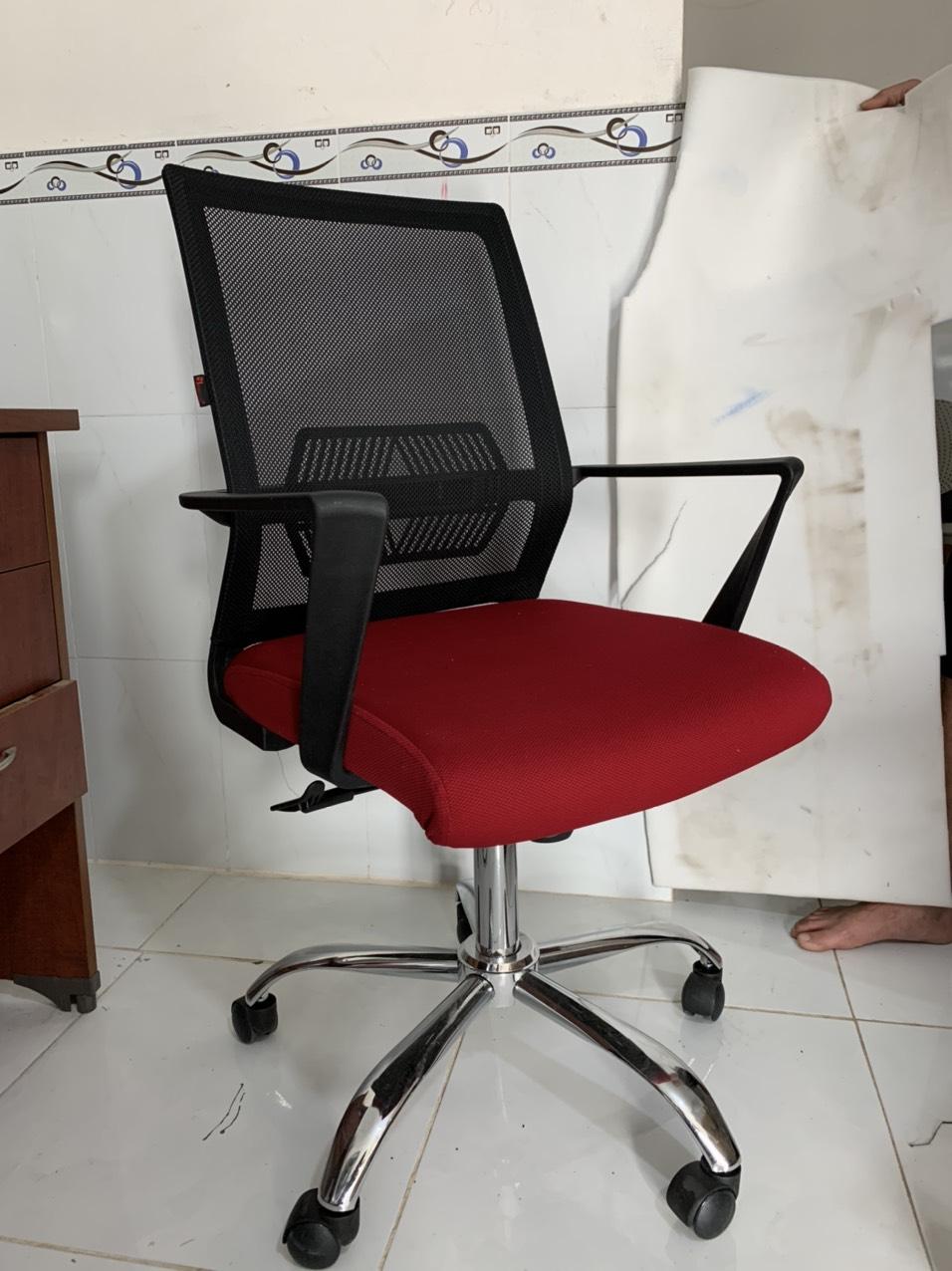 Ghế lưới văn phòng giá rẻ : KG – 132