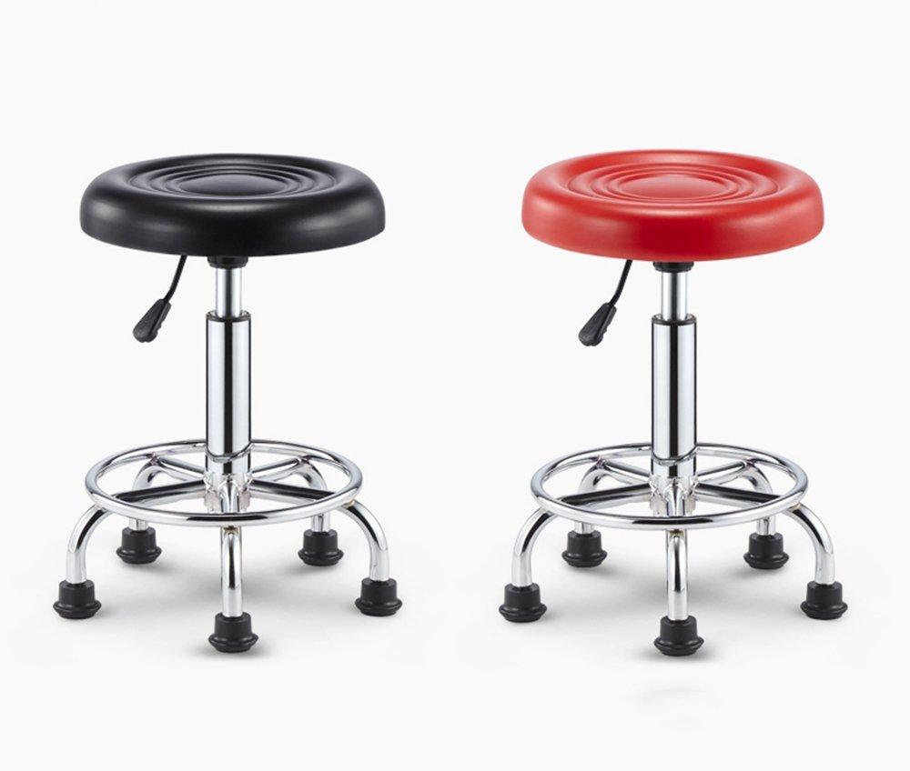 Ghế ngồi spa xoay tròn chân nút : KG – B010