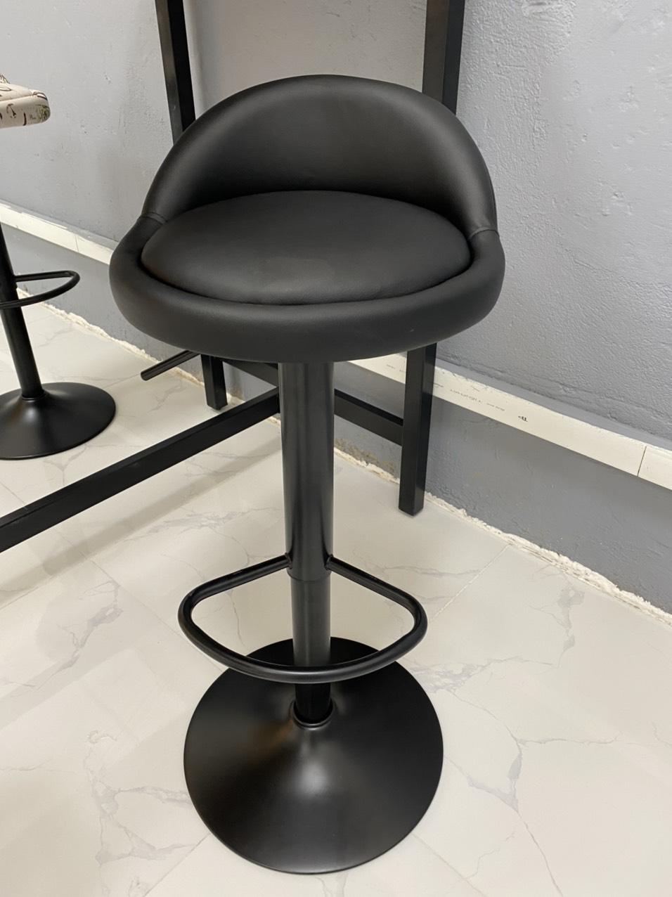 Ghế quầy bar chân sắt sơn tĩnh điện : GB – S200