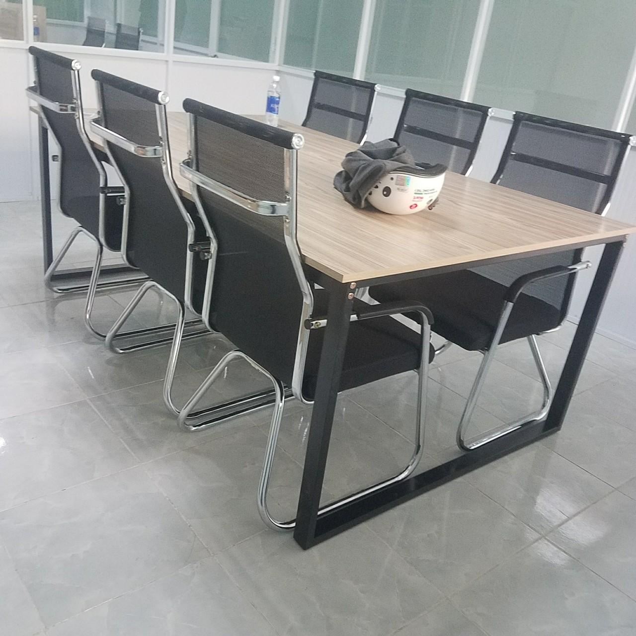 Combo bộ bàn ghế phòng họp giá rẻ : CBH – 120