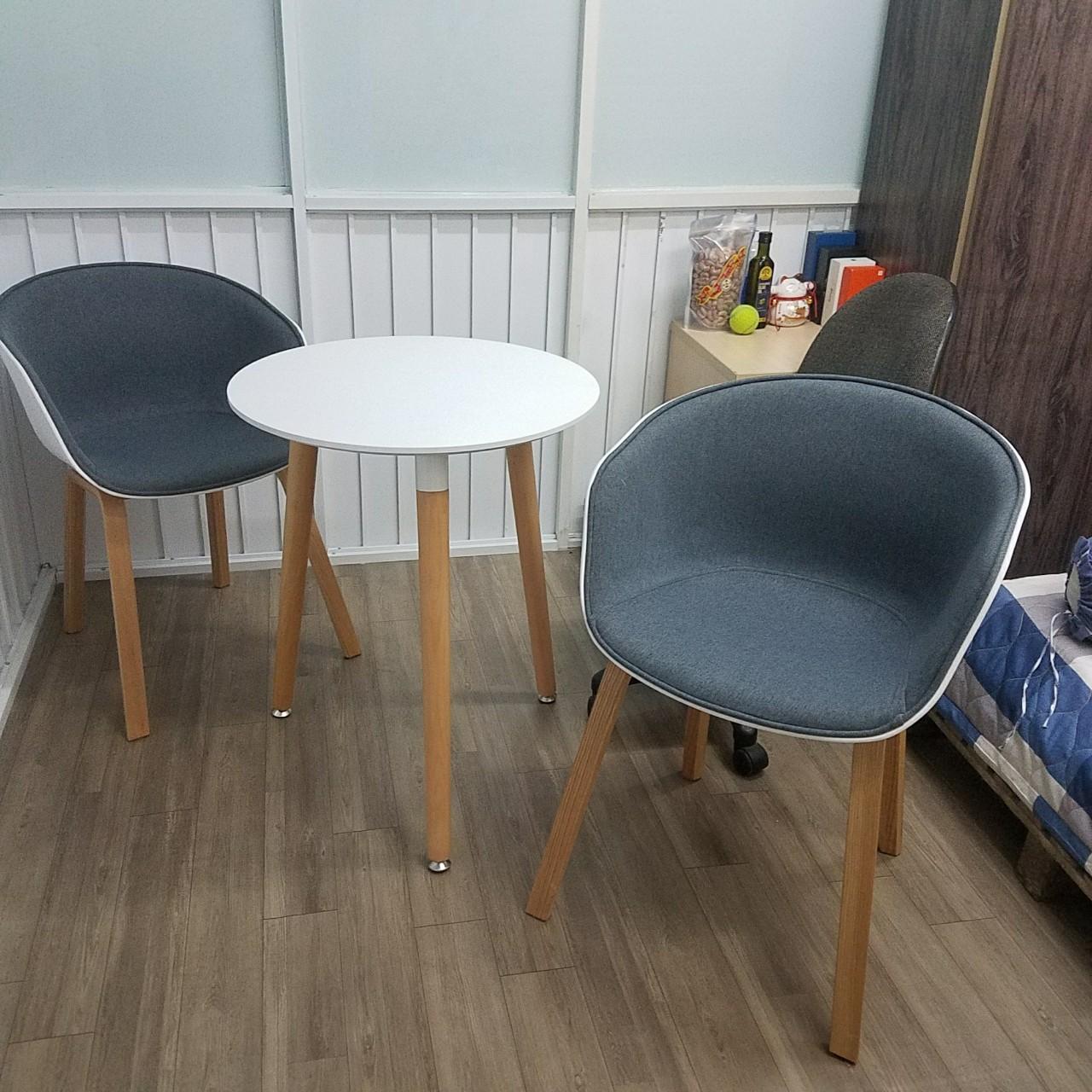 Combo bộ bàn ghế tiếp khách văn phòng : KG – C01
