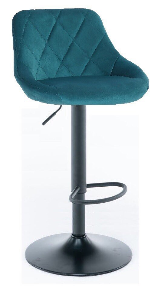 Ghế quầy bar chân sắt sơn tĩnh điện : KG – B915