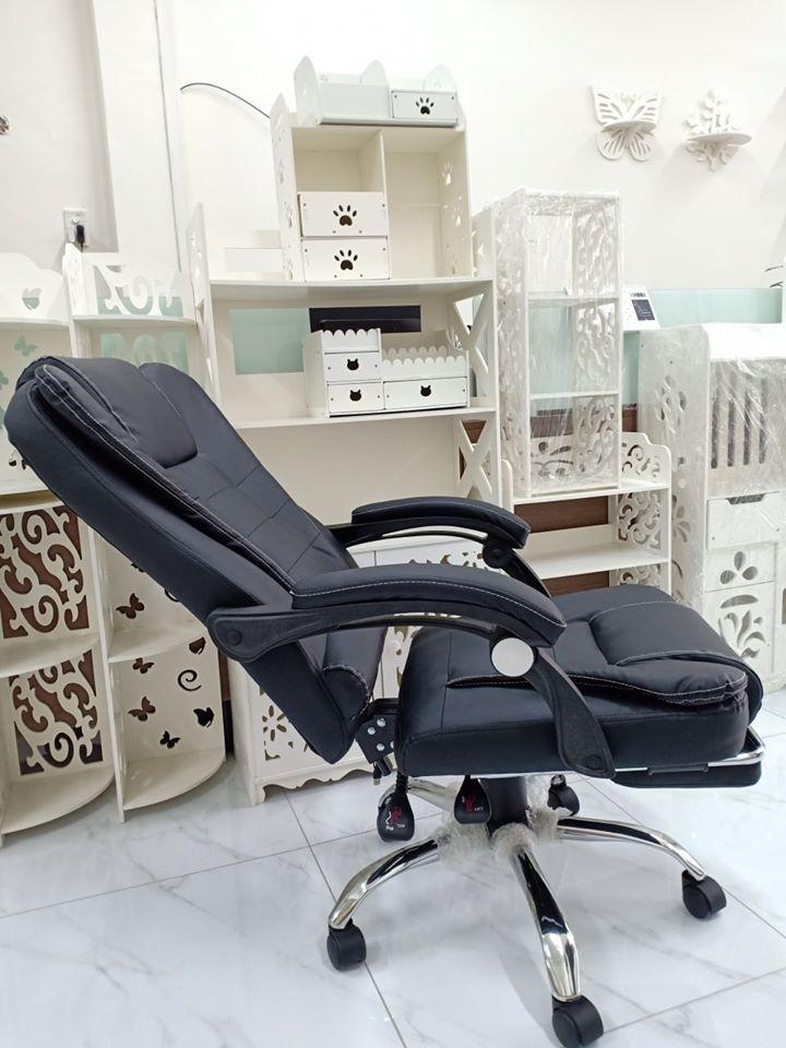 Ghế văn phòng có massage rung 1 điểm : KG – 199B