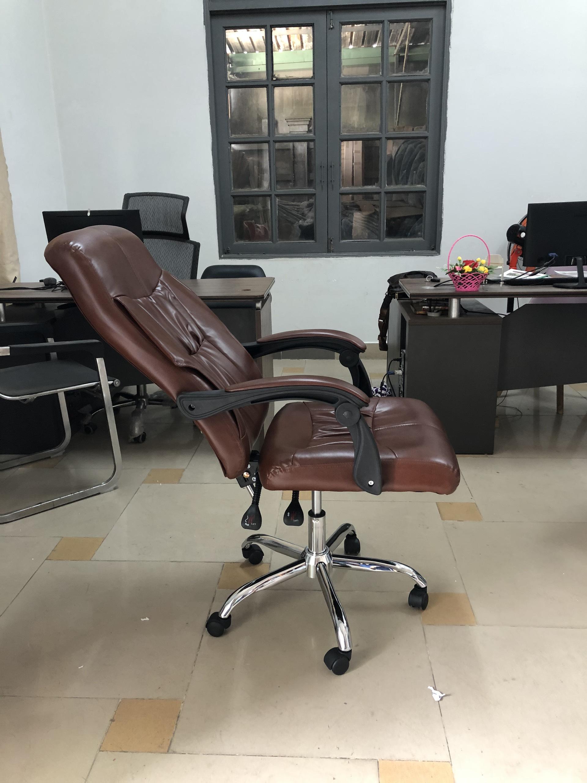 Ghế văn phòng ngả lưng thư giãn : KG – 9122