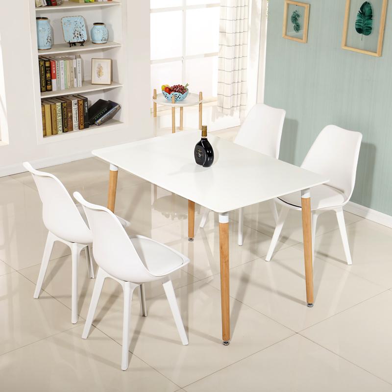 Bộ bàn ăn 4 ghế hiện đại giá rẻ : KG – T108-4