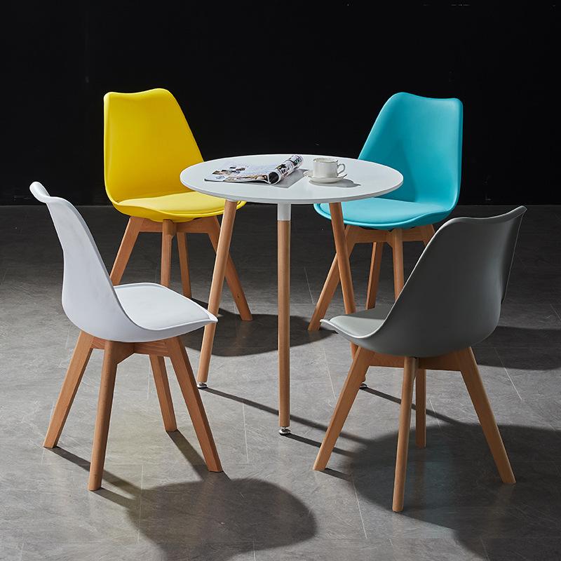 Bộ bàn tròn tiếp khách hiện đại cho căn hộ chung cư : KG – T105-4