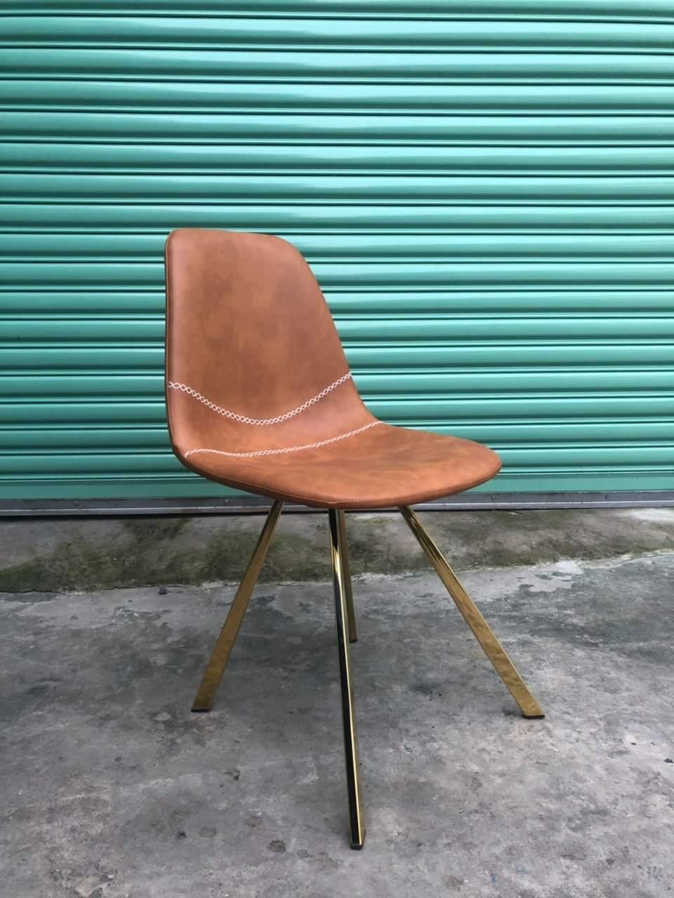 Ghế ăn, ghế cafe bọc nệm hiện đại : KG- E262
