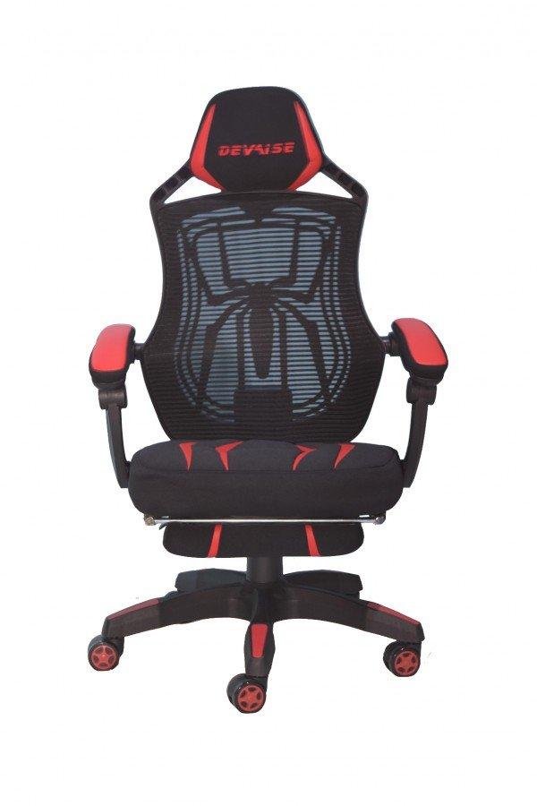 Ghế gaming ngả lưng có gác chân thư gian : KG – G315