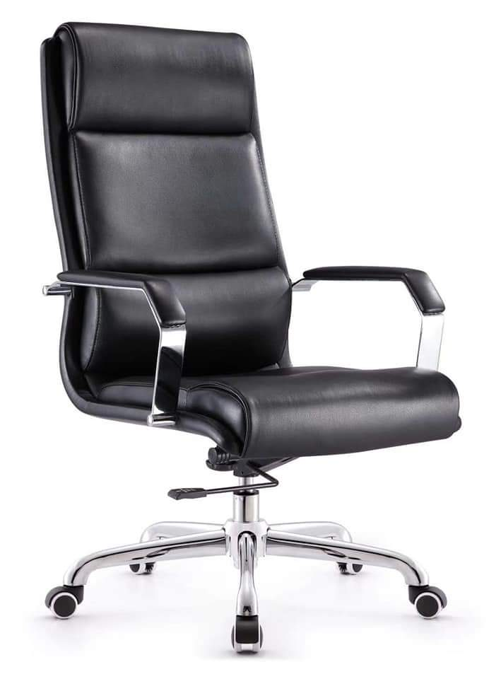 Ghế văn phòng cao cấp : KG – Amori ( Đen)