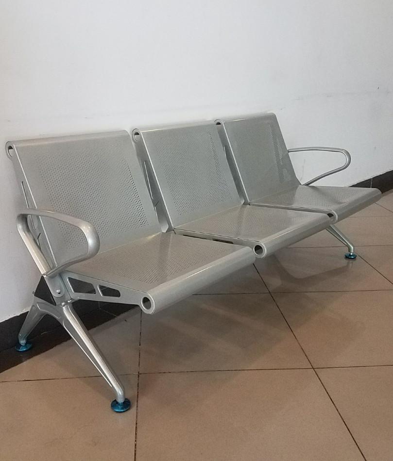 Ghế phòng chờ 3 chỗ hình thực tế : PC – 33S